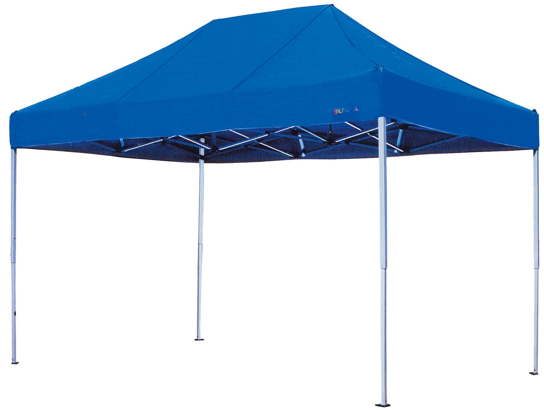 軽量で組み立て簡単! | 株式会社 岡本テント